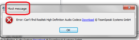 high definition audio codecs download