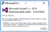 Click image for larger version.  Name:Visual C+ fail.PNG Views:363 Size:18.8 KB ID:15833