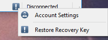 Name:  recovery status bar.png